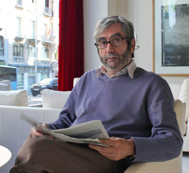 Antonio Muñoz Molina - Fotografía Elena Blanco.