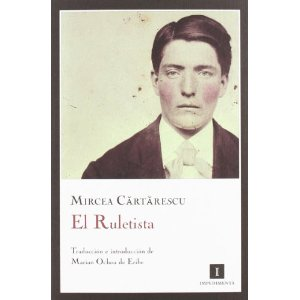 "Comprar ""El Ruletista"" de Mircea Cartarescu en AMAZON"