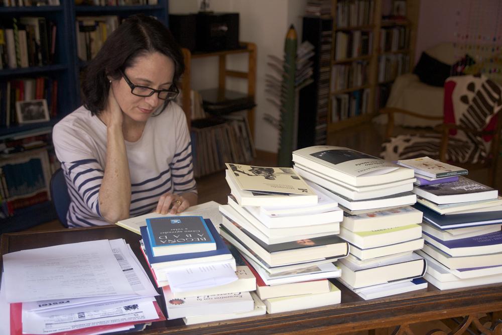 Marta Sanz © Karina Beltrán. 2013