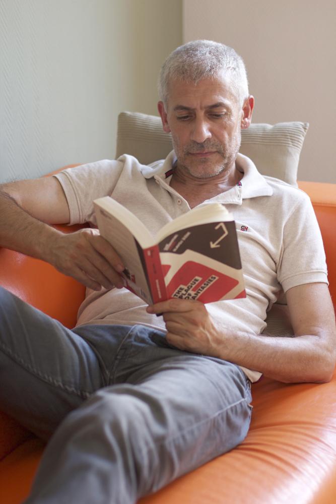 """José Ovejero: """"Soy un lector omnívoro e infiel"""""""