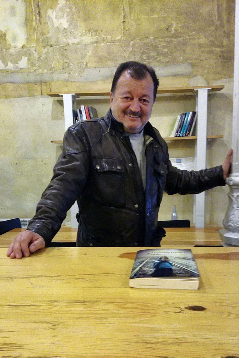 Alejandro Gándara. 2014 © Nacho Goberna