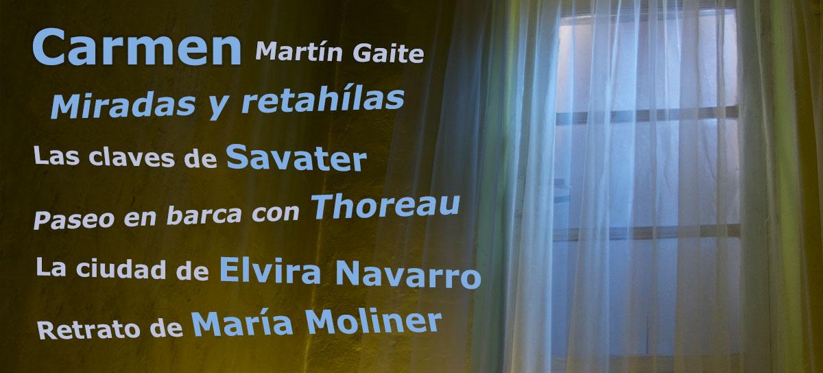 Portada Lecturas Sumergidas - Marzo 2014 © Karina Beltrán