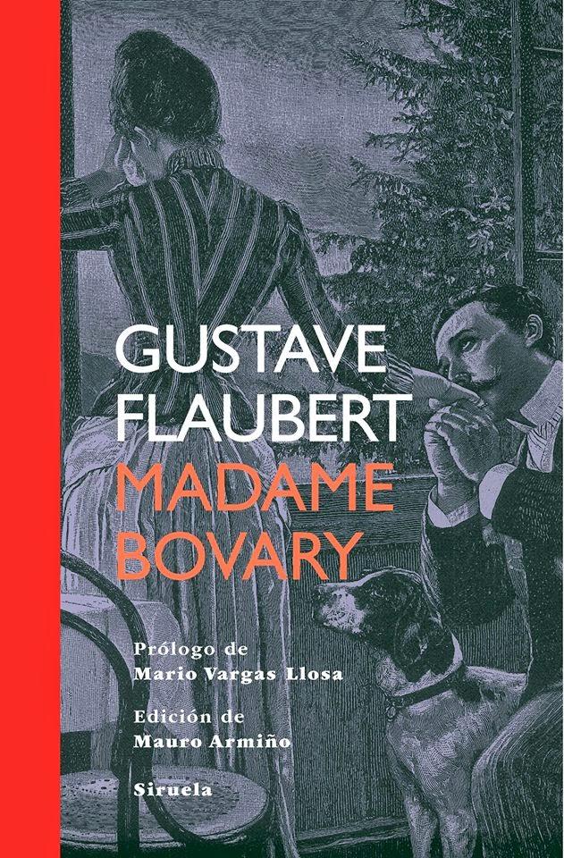 Madame Bovary (Gustave Flaubert) traducida al castellano por Mauro Armiño