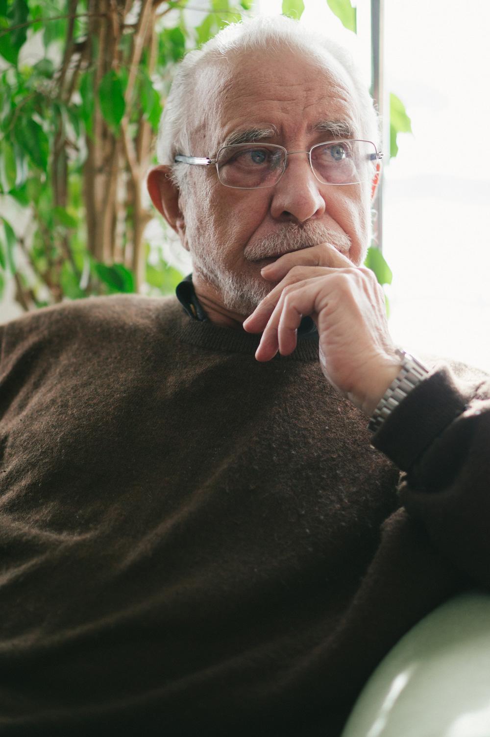 José María Merino por Nacho Goberna © 2015