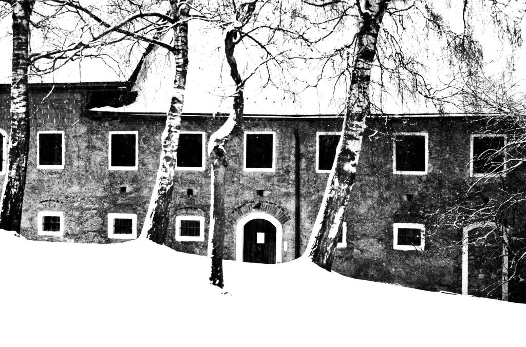 Casa de Thomas Bernhard -una alquería- en la localidad de Ohlsdorf