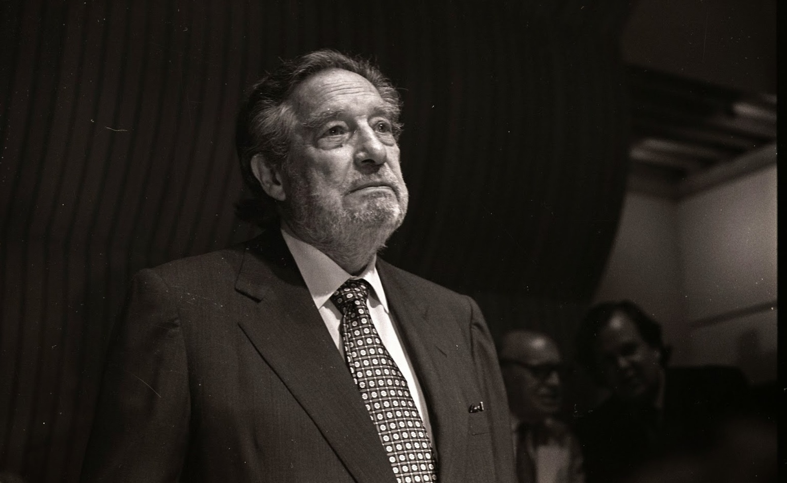 OctavioPaz. Fotografía © Francisco Segura