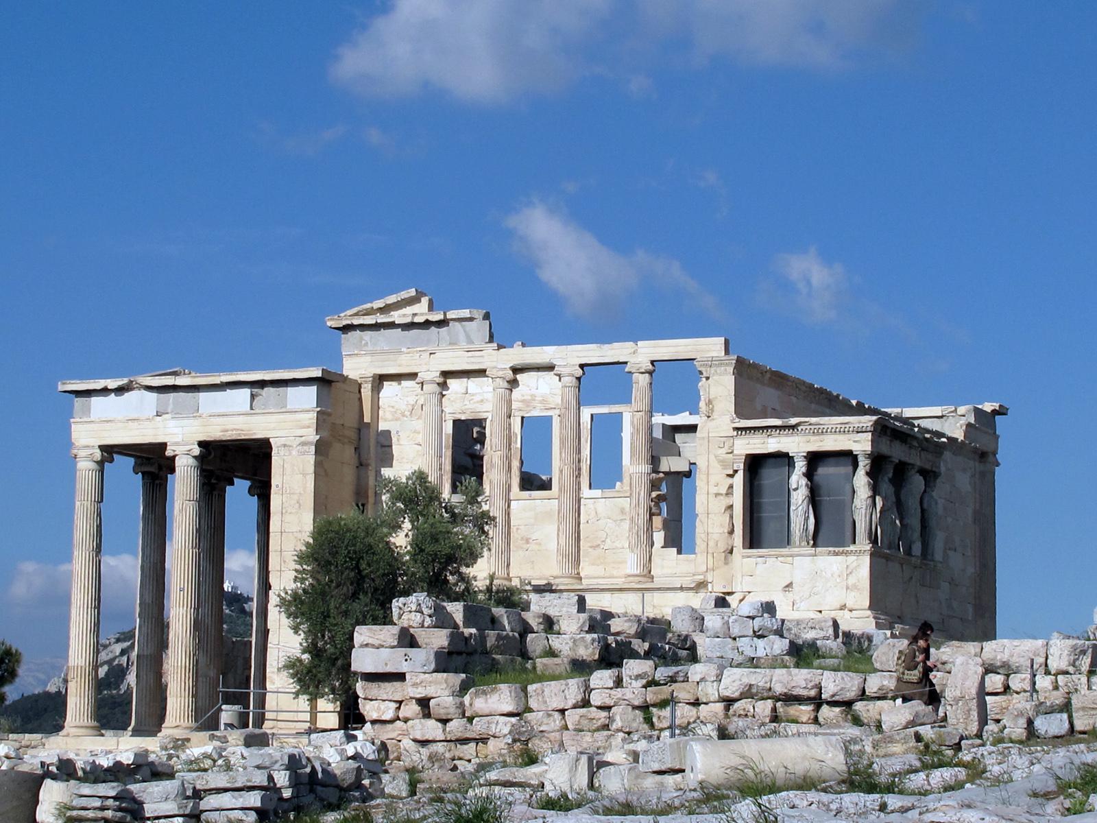 Acrópolis. Atenas por © Karina Beltrán