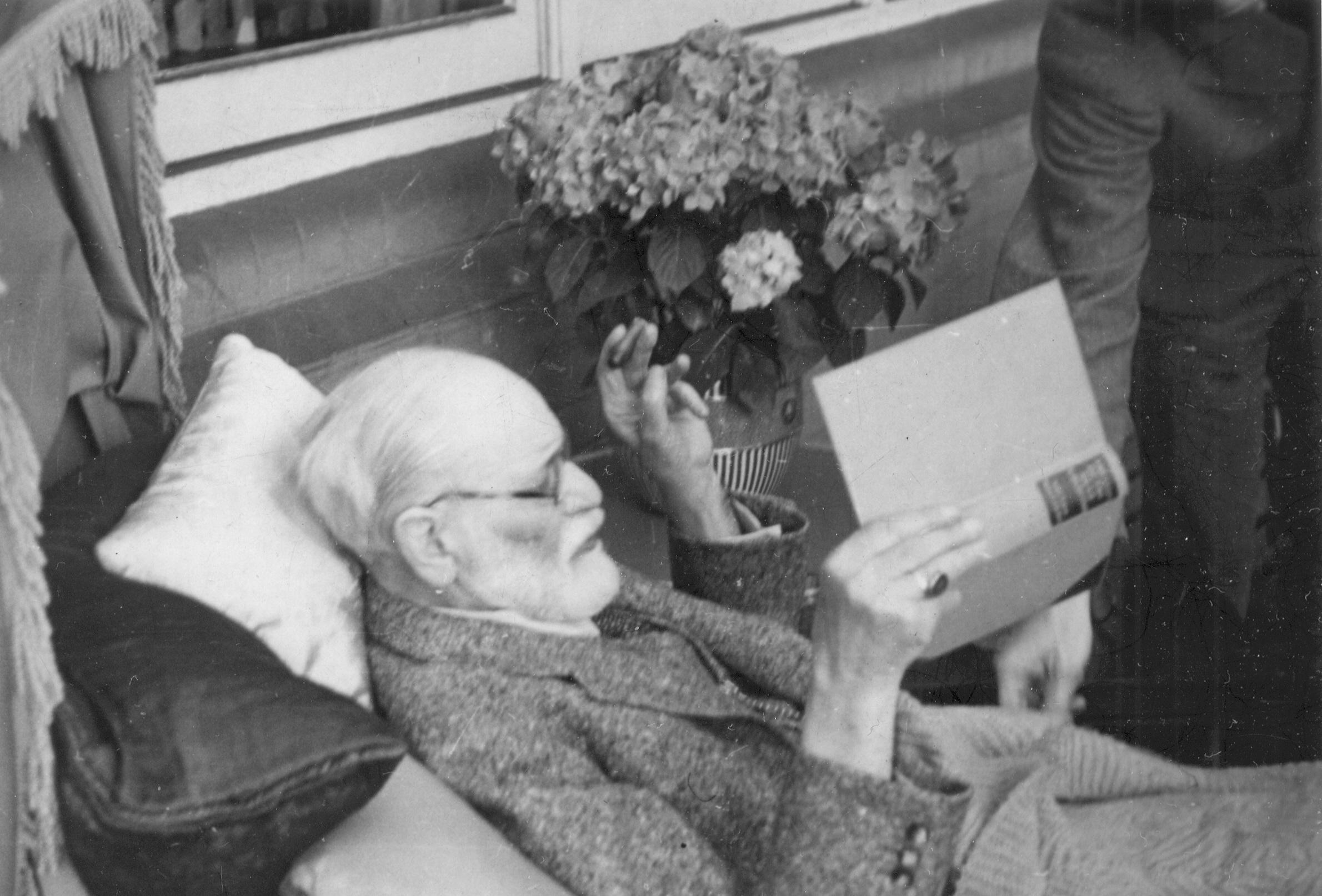 Sigmun Freud
