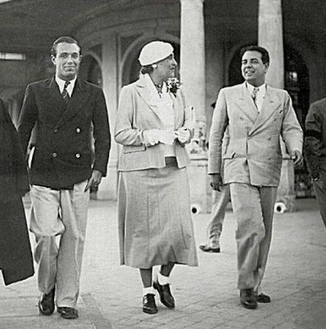 Bioy Casares, Ocampo y Borges