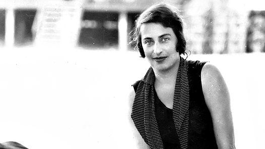 Silvina Ocampo, hermana de Victoria.