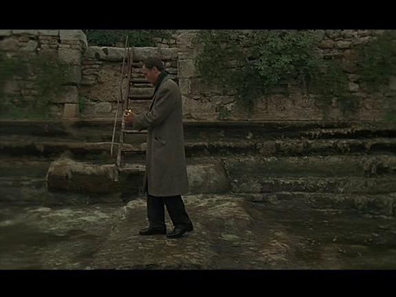 "Tarkovski: Fotograma de su película ""Nostalgia"""