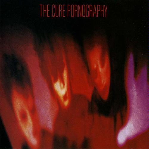 The Cure: portada de su álbum Pornography