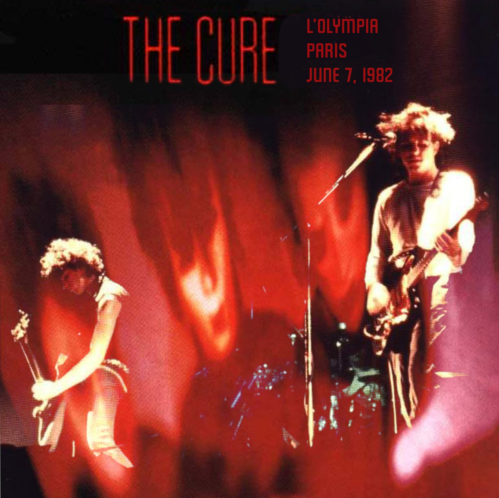 The Cure: The Pornography Tour