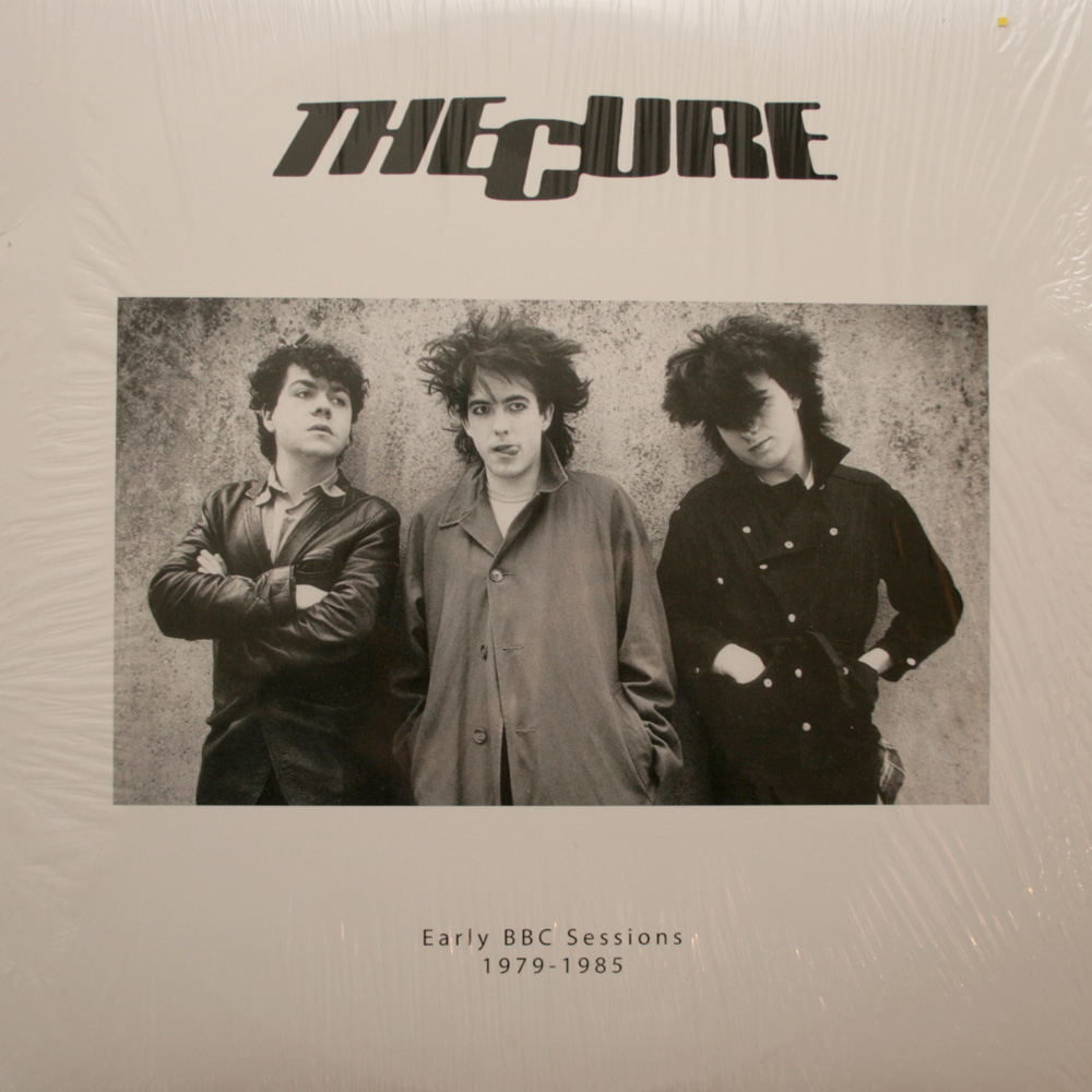 The Cure: Lol, Robert y Simon