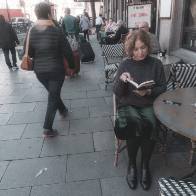 Pasando las páginas del álbum de fotos con Annie Ernaux
